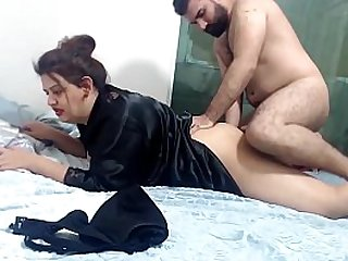 I FUCKED MY INDIAN NEIGHBOR ANAL WHILE MY WIFE Clubbable !