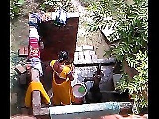 desi bhabhi hot cam hidden bathing video part 3