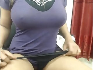 Big Boobs Desi Indian Bhabi Fingers