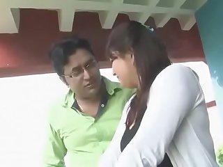 desi indian bhabhi there devar
