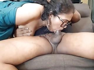 Karisma - S4 E1 - Busty Indian Bhabhi Fucks Lusty Devar & Gets a Cumshot